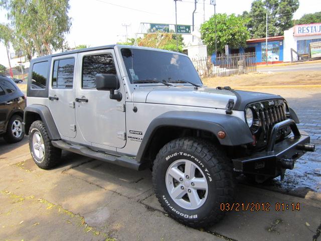jeep wrangler 2007 en managua en venta 4 4 mecanica autolote el chilamate. Black Bedroom Furniture Sets. Home Design Ideas
