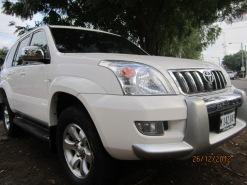 IMG_Toyota prado en managua  2009