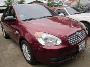 Hyundai Accent 2008 en Managua
