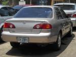 Toyota Corolla 2002, Automatico,  Buen estado  y Muy comodo para manejar U$6,000.00