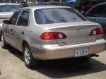 oyota Corolla 2002, Automatico,  Buen estado  y Muy comodo para manejar U$6,000.00