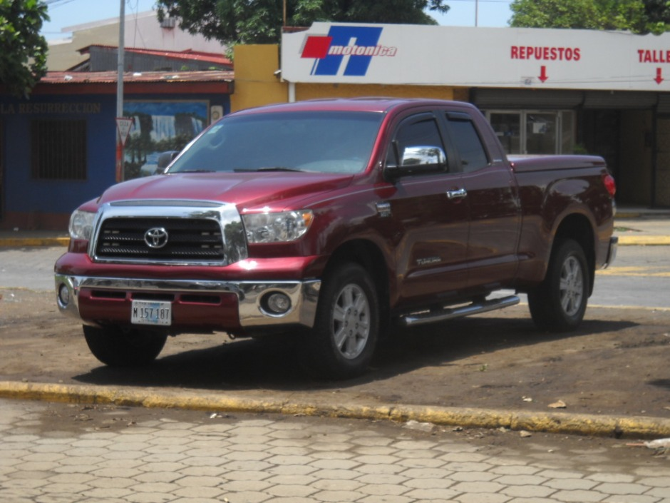 Toyota Tundra 2007,  8 Cilindros, economica,  Excelente estado