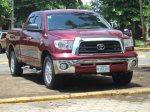 Toyota Tundra 2007, * Cilindros.   Gasolina,   Excelente Estado,