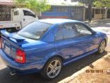 Mazda Mp3 en Managua 2002 (version Deportiva) (11)