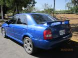 Mazda Mp3 en Managua 2002 (version Deportiva) (13)