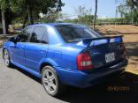 Mazda Mp3 en Managua 2002 (version Deportiva) (13)