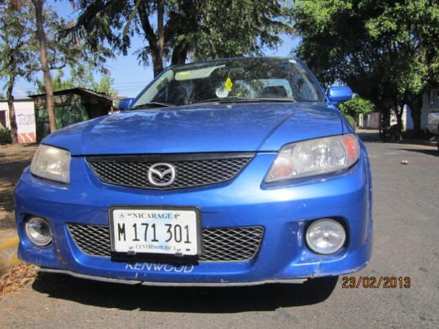 Mazda Mp3 en Managua 2002 (version Deportiva) (8)