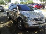 Mercedes Benz ML 270 CDI en Managua 2004 | MERCEDES BENZ ML 270